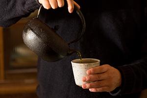 おいしい茶の淹れ方